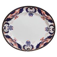 Royal Crown Derby Imari Large Serving Platter- 1885