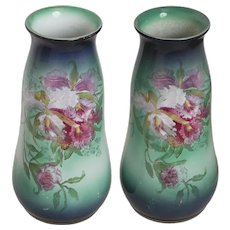 Pair of Royal Bonn Vases- 1890