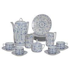 Felda Rhon 22 piece Tea Set 1930-1949