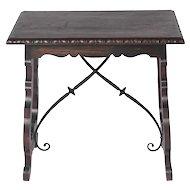 19th Century Spanish Table