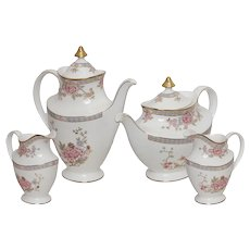 Royal Doulton Coffee and Tea set