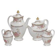 Royal Doulton Coffee and Tea set