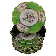 John Ridgway Stone Pottery Tableware- Set of 9
