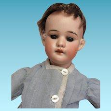 """13"""" Antique Bisque Peter Scherf Boy"""