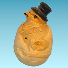 Vintage Celluloid Roly Poly Chick