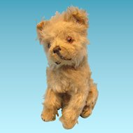 Schuco Yes-No Mohair Dog