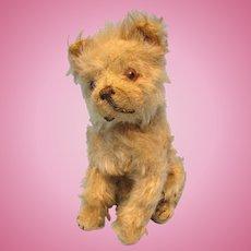 Schuco Yes-No Mohair Dog