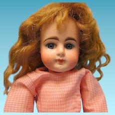 "12"" Antique German Mystery Doll Belton Style"