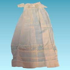 Long Antique Baby Doll Dress