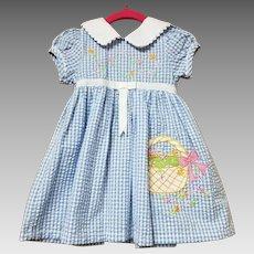 Vintage Children's Toddler Dress 24 months