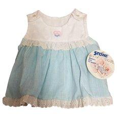 NWT  0-3 months Stone Dress 1981