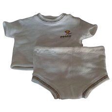 Newborn Boys 2 Piece Outfit