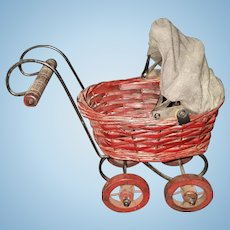 Small dollys doll carriage