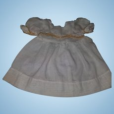 Vintage Baby Doll Dress