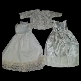 3 Piece Doll Evening Gown Set