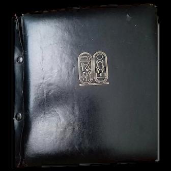 Tutankhamun Exhibition Issue:Gold Standard 1989