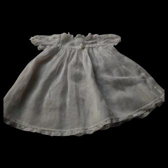 Older Baby Doll Dress