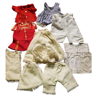 Nice Mixed Lot of Small Doll clothes