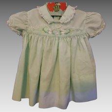 Vintage Baby Dress 12 months