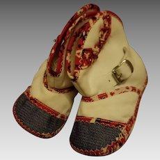 Cutest Vintage Soft Baby Shoe