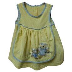 Vintage Baby Dress 6-12 months