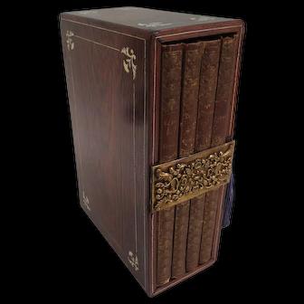 Rosewood Ledger Box