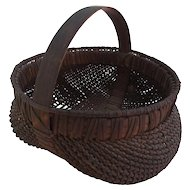 Moravian Miniature Basket