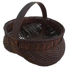 Moravian Miniature Basket