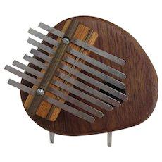 Unusual Musical Instrument