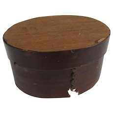 Miniature Baleen Ditty Box