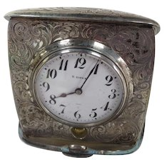 Sterling Travel Alarm Clock