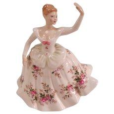 "Royal Doulton ""Shirley"" figure"
