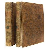 "James Boswell 'The Life of Samuel Johnson, LL.D."". 1791. 2 Vol"
