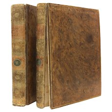"James Boswell 'The Life of Samuel Johnson, LL.D."". 1791. 2 Vol"