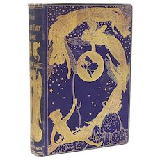 Andrew Lang The Violet Fairy Book. Longmans, Green & Co. 1901 1st Edition