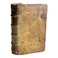 Johannes Posselius, Evangelia et epistolae QUAE Diebus Dominicis et Festis 1585