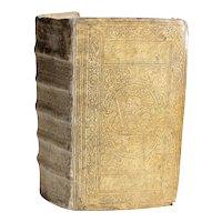 Matthaeus Dresser, Isagoges Vero Historicae pars Quarta 1597