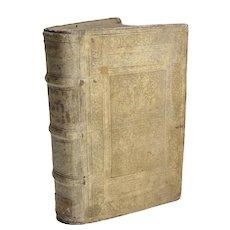 Marcus Tullius Cicero, M. T. Ciceronis, Librorum Philosphicorum Vol I 1574