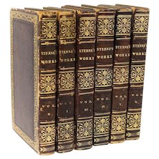 Laurence Sterne The Works of Laurence Sterne In Six Volumes, 1823