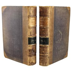 John L. Stephens Incidents of Travel in Yucatan, Two Volumes 1855