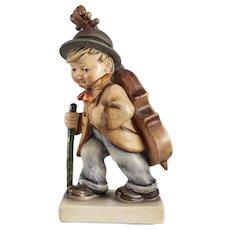 Large Goebel Hummel Figurine Little Cellist 89/2 c1938 Full Crown TMK-1 Rare