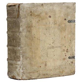 Jakob Heerbrand, Disputationum Theologicarum Pars Altera. 1588