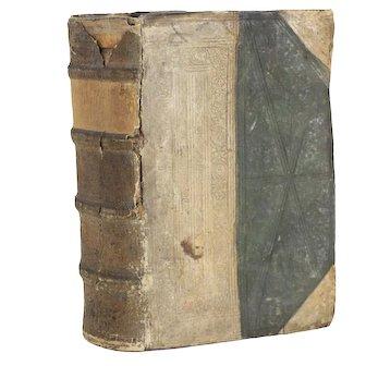 Giuseppe Ludovisi Decisiones vtiles et practicabiles domini Iosephi 1598