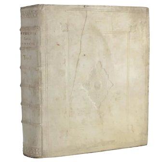 Petrus Burmannus, Anthologia veterum Latinorum epigrammatum et Poëmatum 1773