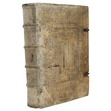 Martin Antonio del Rio, Adagialia Sacra Veteris et novi Testamenti 1612