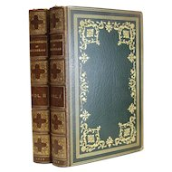 Edmond Hedouin, The Confessions of Jean Jacques Rousseau, Vol I and II 1928