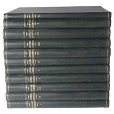 11vol Loys Delteil, Le Peintre-Graveur Illustre XIX et XX Siecles Honore Daumier