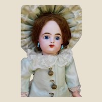 "Petite Eden Bebe doll - A 13"" beauty!"