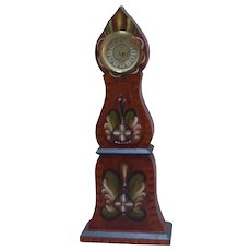 20th century fine vintage Mora Mantel Clock from Sweden .