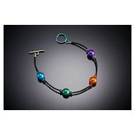 Anodized Aluminum Candy Bracelets
